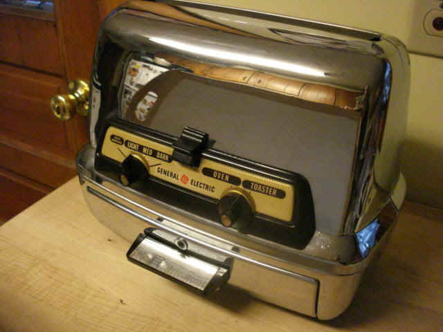 Oven Toaster Vintage Ge Toaster Oven