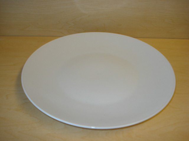 Rosenthal white lunch sized plates